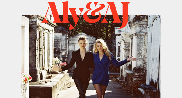 None - Win a Pair of Tickets to See Aly & AJ Live!