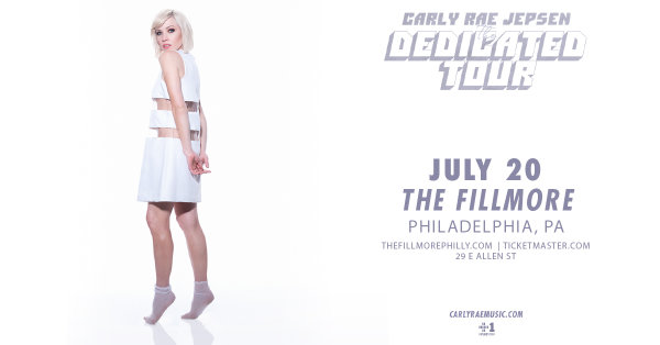 None - Win a Pair of Tickets to See Carly Rae Jepsen!