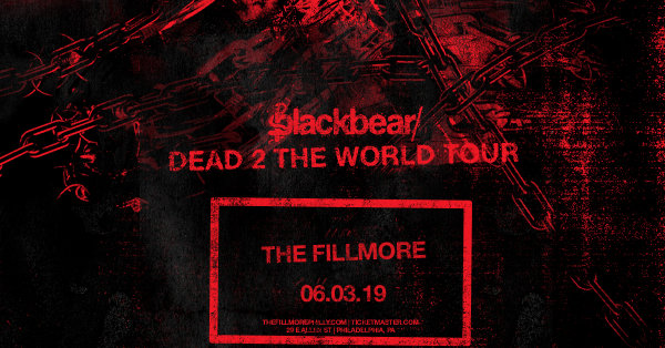 None - Win a Pair of Tickets to See Blackbear @ The Fillmore