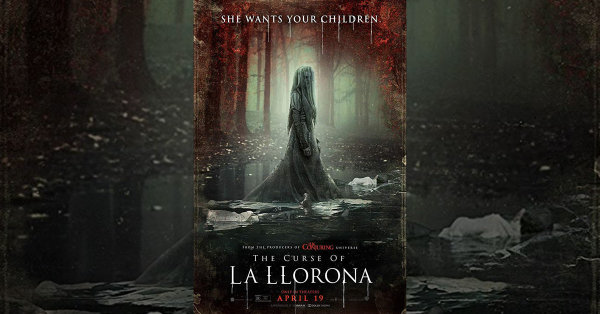 None - Win Fandango Passes to see The Curse of La Llorona!