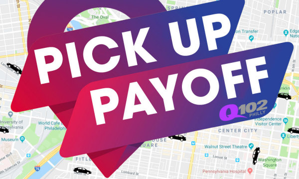 None - Q102 Pick Up, Pay Off. Attention Drivers, Q102 Wants to Pay You $102!