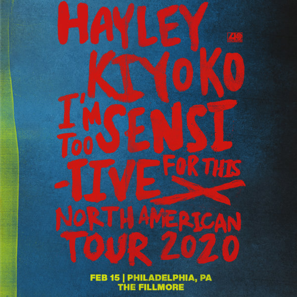 None - Win a Pair of Hayley Kiyoko Tickets @ The Fillmore!