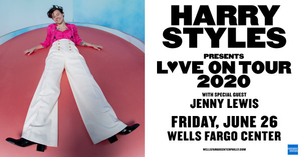 image for Register To Win Harry Styles Tickets!