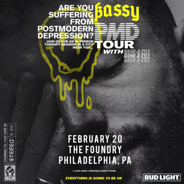 None - Win A Pair of Bassy Tickets!
