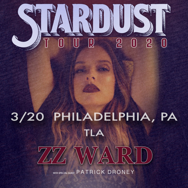 None - Register To Win A Pair of ZZ Ward Tickets!