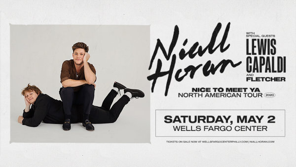 image for Register To Win Niall Horan Tickets!