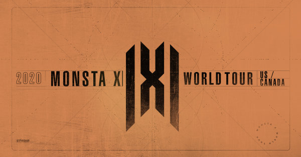 image for Register To Win Monsta X Tickets!
