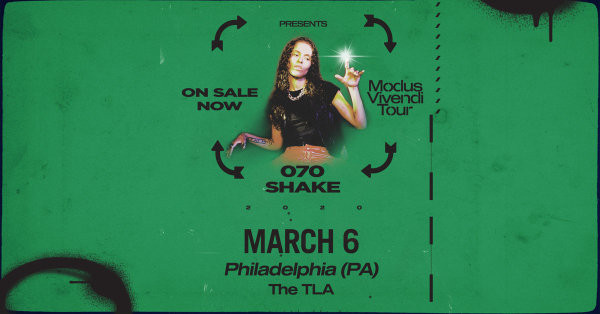 image for Win Tickets To See 070 Shake Live!