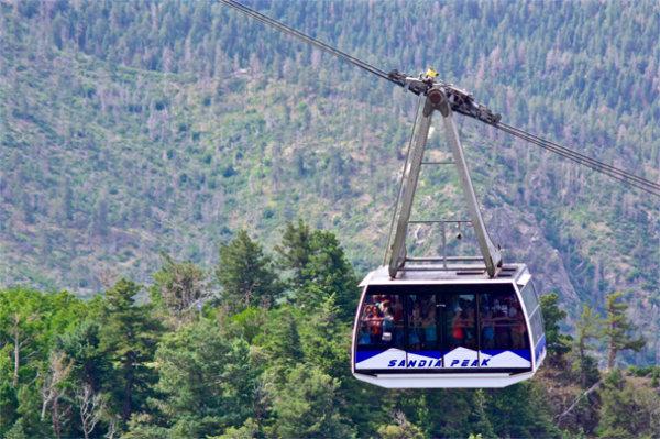 None - Win Sandia Peak Tramway Passes