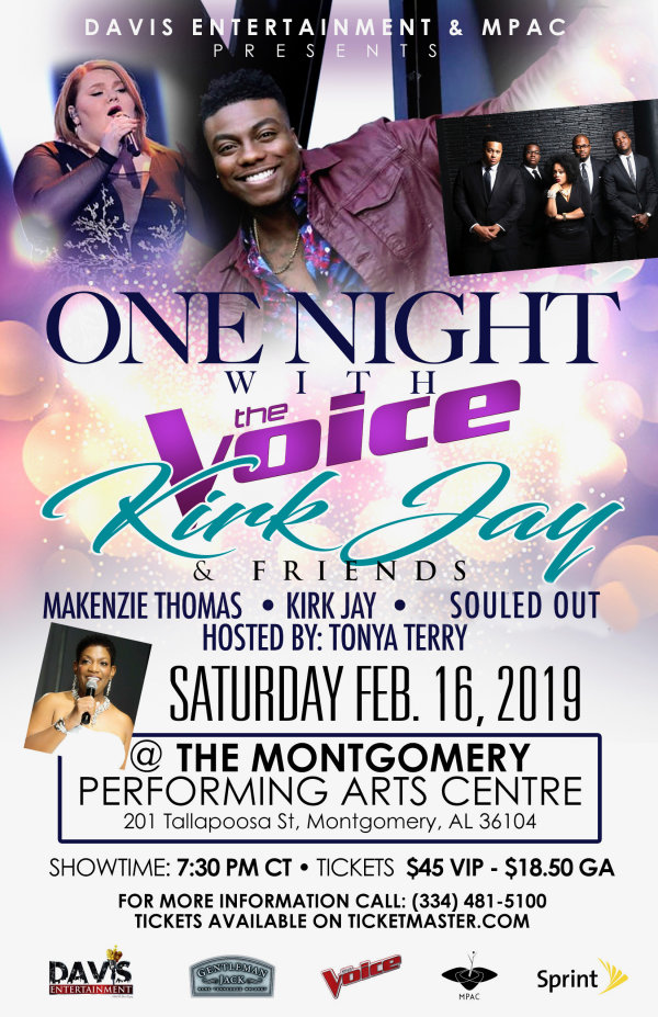 None - Kirk Jay & Friends Live at the MPAC