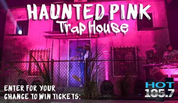 None - Win Tickets to  2 Chainz Haunted Pink Trap House!