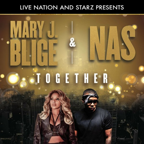 None - Mary J. Blige & Nas Tour