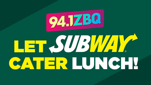 None -  Let Subway Cater Lunch