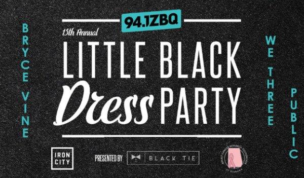 None - Little Black Dress Party