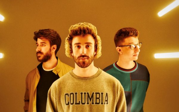 None -   AJR | BJCC Concert Hall
