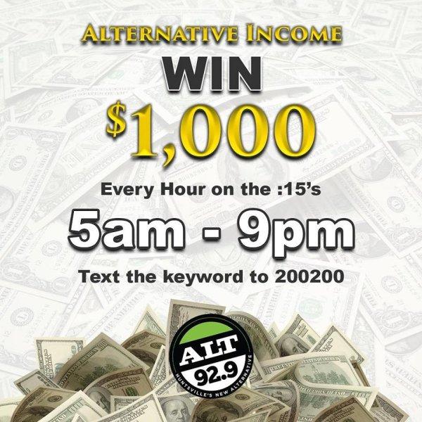None - Alternative Income