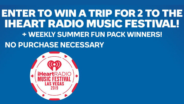 None - Win A Trip To The iHeartRadio Music Festival