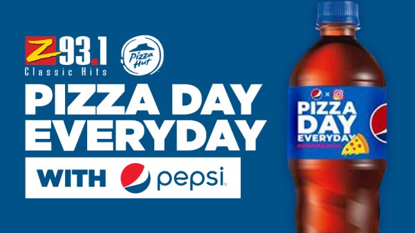 None - Pizza Day Everyday with Pepsi