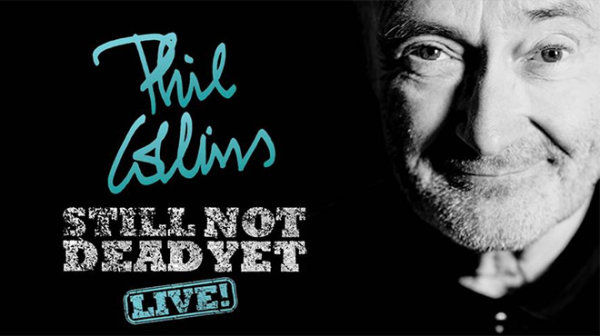 None - Win your free Phil Collins tickets here!