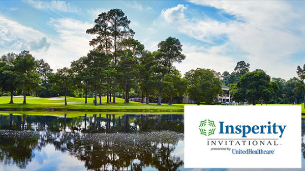 None - Be a big shot at the Insperity Invitational