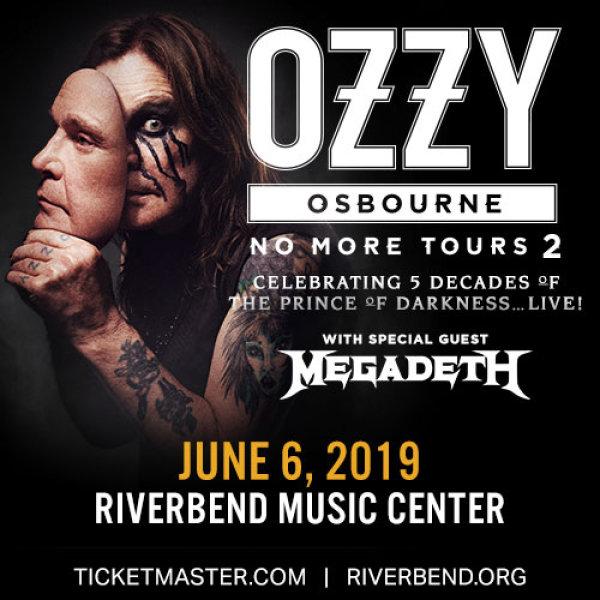 None - Ozzy Osbourne Ticket Giveaway!