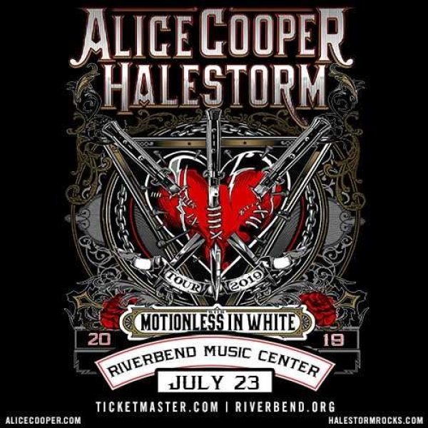 None - Alice Cooper Ticket Giveaway!