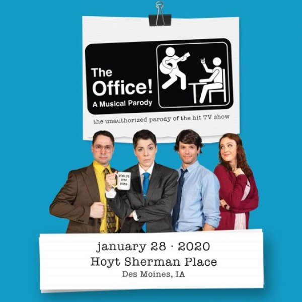 None - Win Tickets to The Office! A Musical Parody!