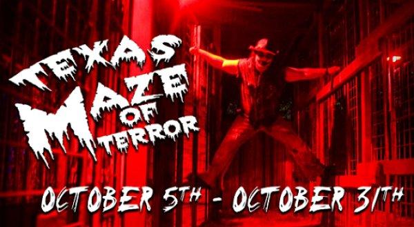 None - Texas Maze Of Terror Vidor, Tx.