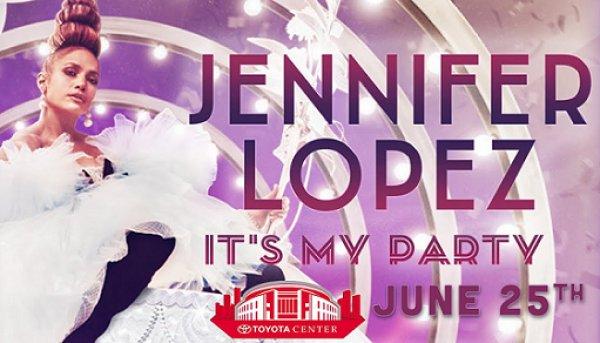 None - Win Tickets To Jennifer Lopez June 25th @ Toyota Center, Houston