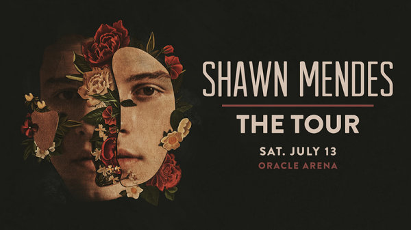 None - Win tickets to see Shawn Mendes at Oracle Arena!