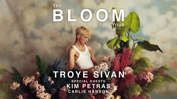None - Win tickets to see Troye Sivan at The Masonic!