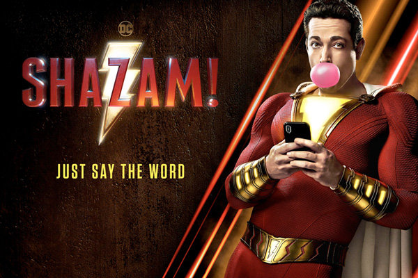 None - Win Tickets To See Shazam!