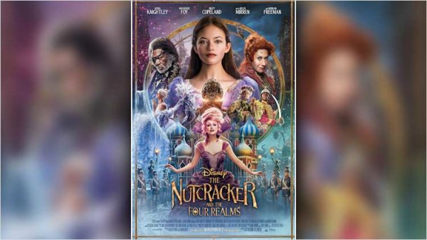 None -  Nutcracker and the Four Realms Movie Passes