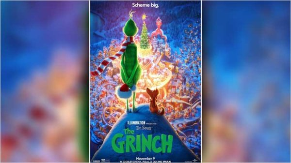None - Dr. Seuss' The Grinch Movie Passes