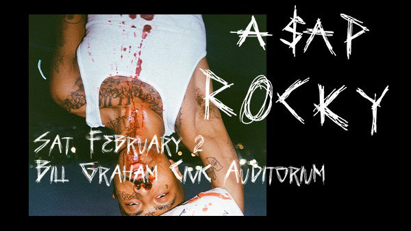 None - Win Tickets to See A$AP Rocky at Bill Graham Civic Auditorium