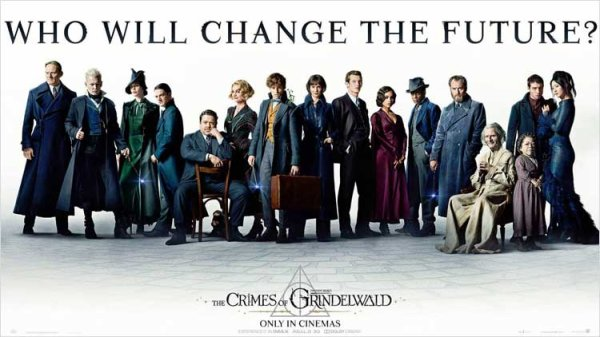 None -  Fantastic Beasts: The Crimes of Grindelwald Movie Passes