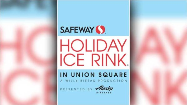 None -  Safeway Holiday Ice Rink in Union Square