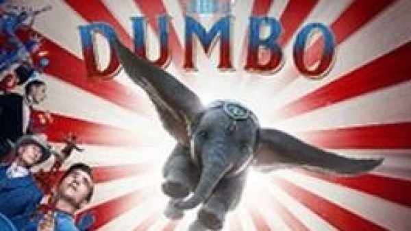 None - Win Tickets To See Dumbo In Theaters!