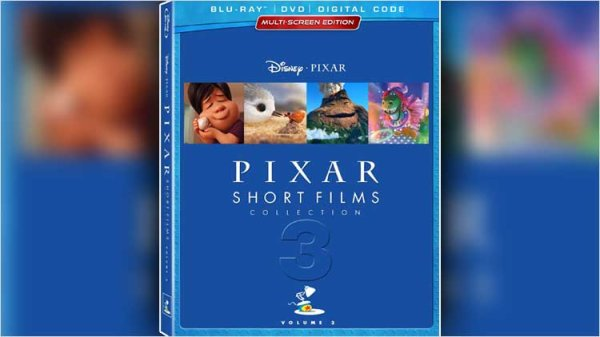 None -  Pixar Shorts: Volume 3 DVD