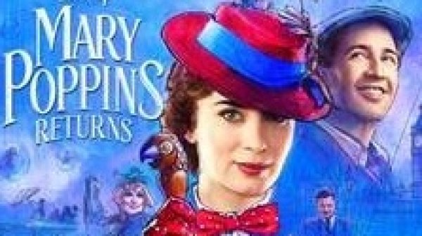 None - Win tickets to see Mary Poppins Returns at AMC Kabuki!