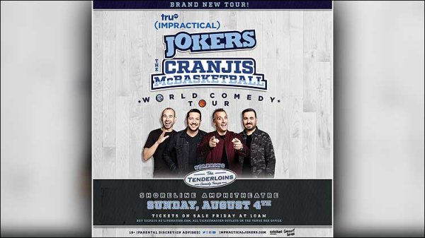 None - Passes To truTV Impractical Jokers