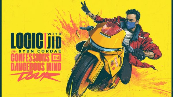 None - Enter For A Chance To Win Tickets To See Logic At The Chase Center!
