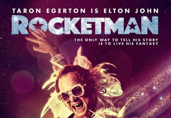 None -   Enter For A Chance To Win Tickets To Rocketman!