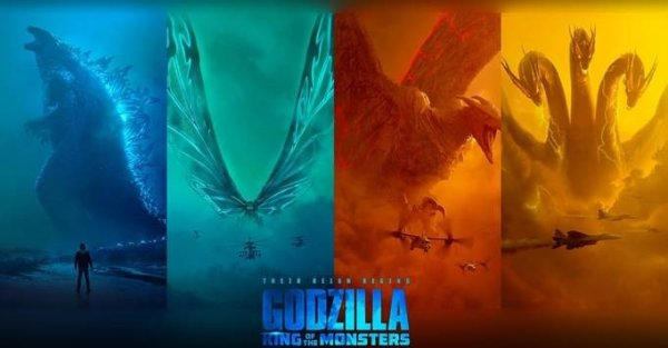 None -  Enter For A Chance To Win Tickets To See Godzilla:King Of Monsters!