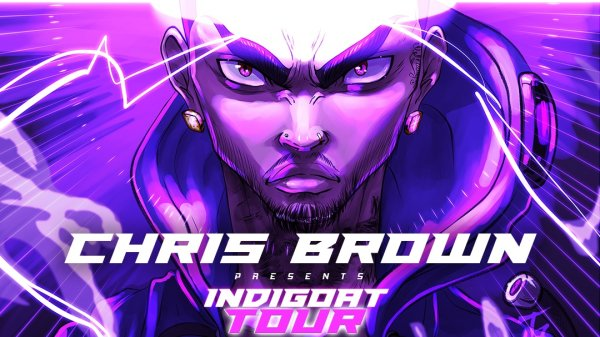 None - Enter for a chance to win tickets to see Chris Brown on his IndiGOAT Tour!