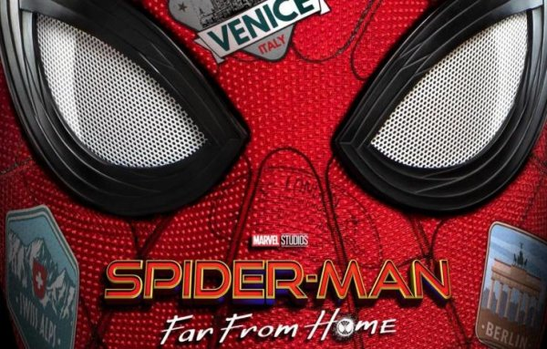 None -  Enter For A Chance To See Spider-Man: Far From Home!