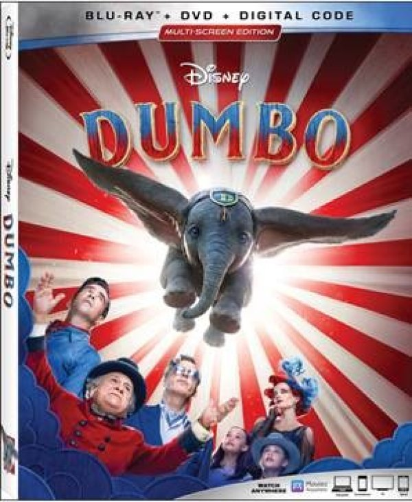 None - Enter To Get A Digital Download Of Dumbo!