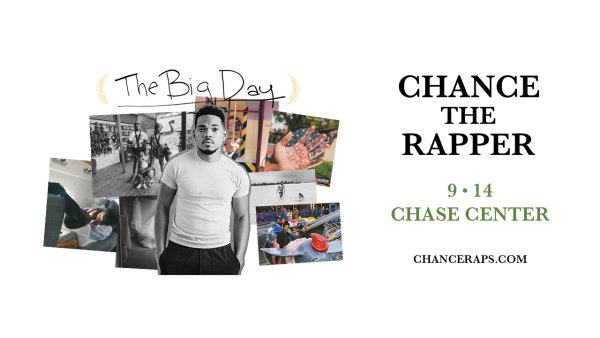 None - Win Tickets To Check Out Chance The Rapper!
