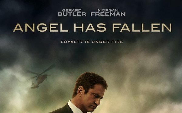 None - Enter For A Chance To Win Tickets To Go To See Angel Has Fallen!