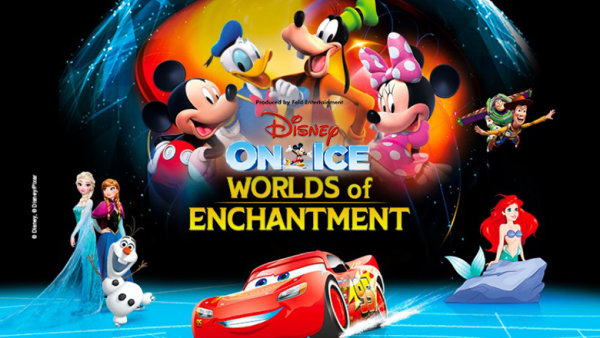 None - Win A Family 4-Pack Of VIP Seats To Disney On Ice presents Worlds of Enchantment!
